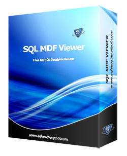 SQL MDF Database Viewer